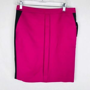 Worthington Adventure Pencil Skirt Pink Black